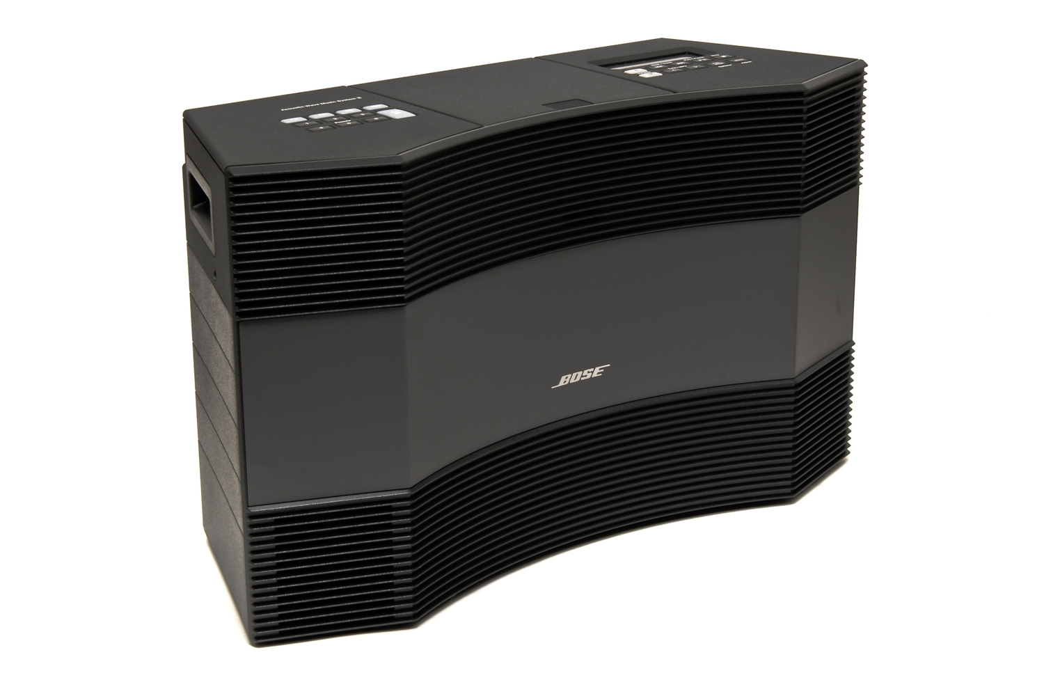 bose acoustic wave music system ii home entertainment. Black Bedroom Furniture Sets. Home Design Ideas