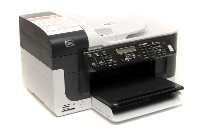 HP Officejet J6480 All-in-One