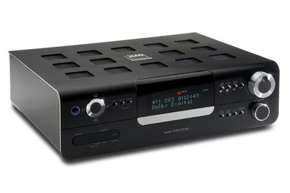 NAD Electronics NAD VISO TWO DVD/CD Receiver