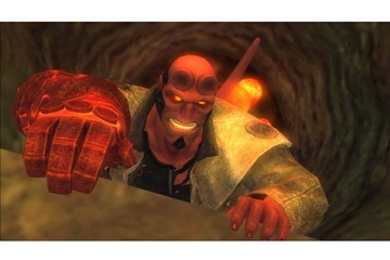 Konami Hellboy: Science of Evil