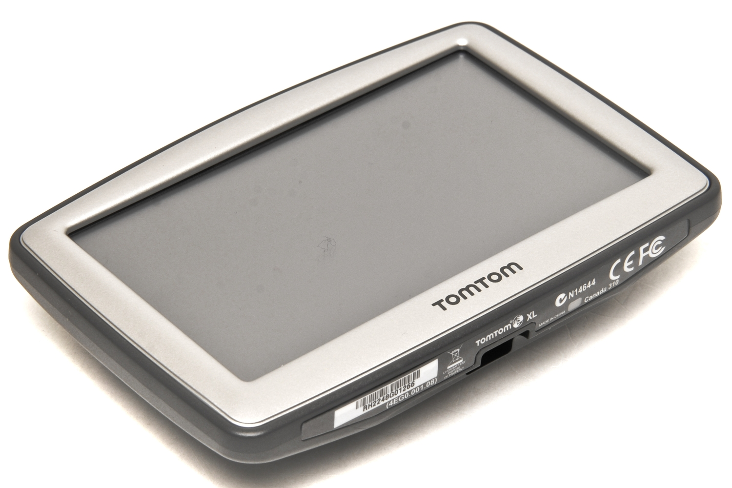 tomtom xl review widescreen entry level gps gps car. Black Bedroom Furniture Sets. Home Design Ideas