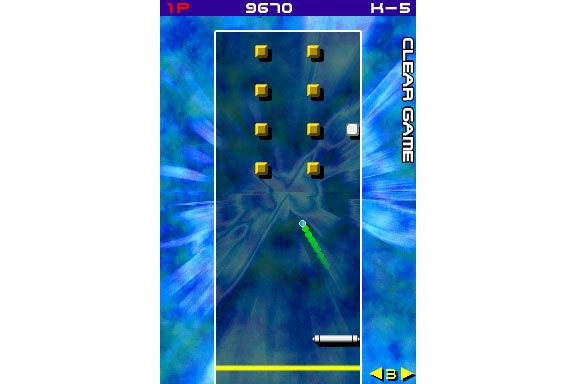 Square Enix Arkanoid DS
