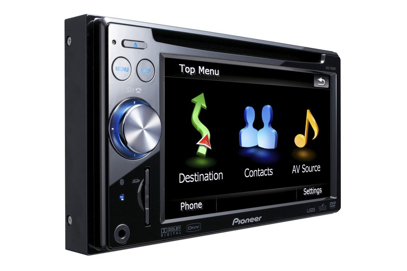 Pioneer Avic F900bt Review Excellent Aftermarket In Car Entertainment Gps Car Entertainment Gps Units Good Gear Guide