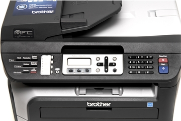Brother International (Aust) MFC-7840W