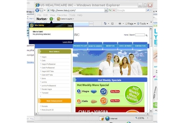 Symantec Norton Internet Security 2009 beta