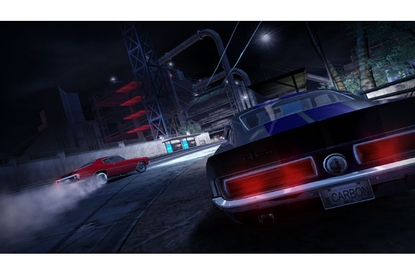 EA Games Need for Speed Carbon