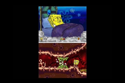 THQ Spongebob Squarepants: Creature from the Krusty Krab