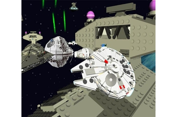 LucasArts LEGO Star Wars II: The Original Trilogy