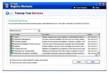 PC Tools Registry Mechanic 8