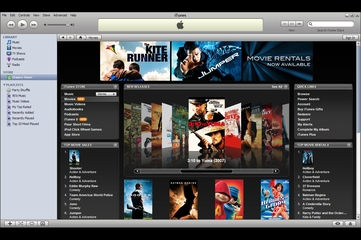 Apple iTunes Movies