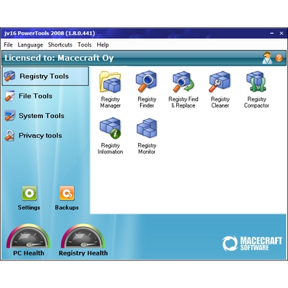Macecraft Software jv16 PowerTools
