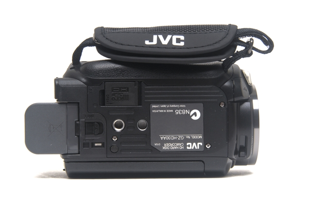 JVC Everio GZ-HD30