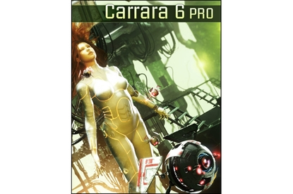 DAZ Productions Carrara Pro 6