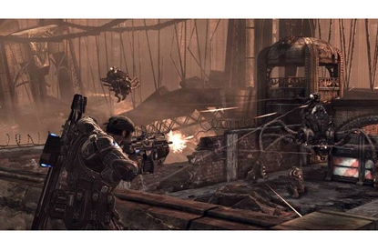 Microsoft Game Studios Gears of War 2