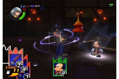 Square Enix Kingdom Hearts Re:Chain of Memories