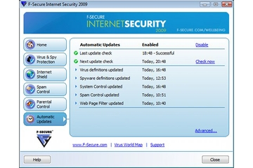 F-Secure Internet Security 2009