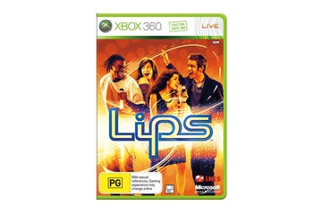 Microsoft Game Studios Lips