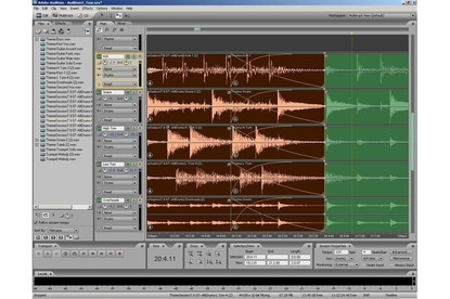 Adobe Systems Audition 3.0