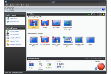 TechSmith Snagit 9.1