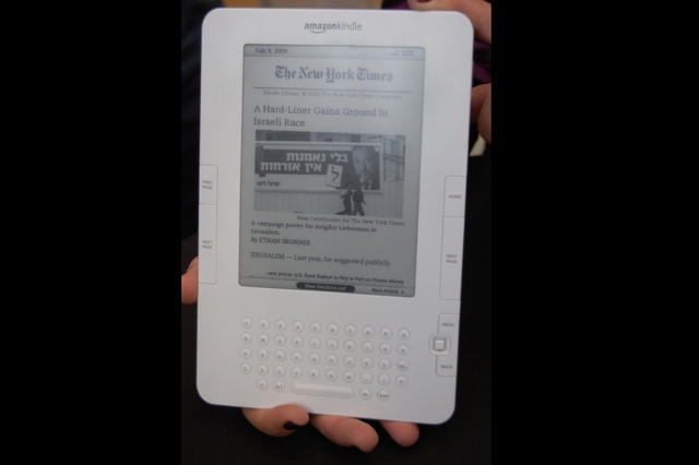Amazon Web Services Kindle 2