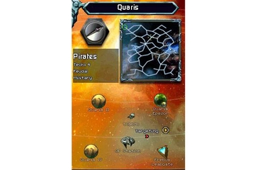 D3 Publisher Puzzle Quest: Galactrix