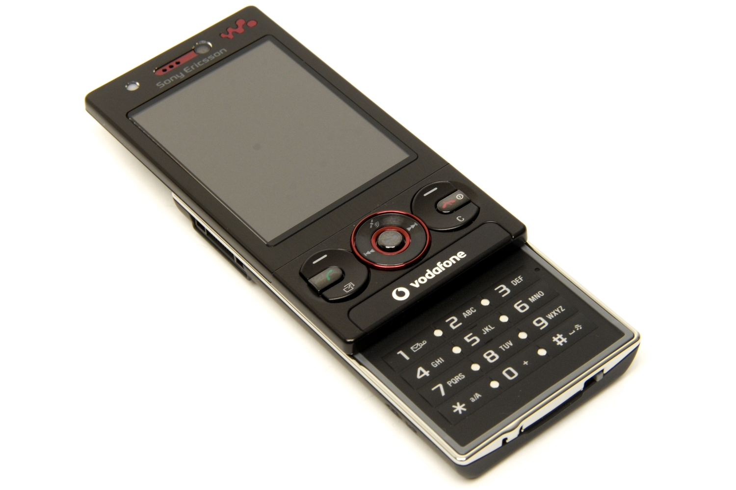 sony ericsson w715 review sony ericsson 39 s w715 walkman phone is exclusive to vodafone and. Black Bedroom Furniture Sets. Home Design Ideas