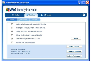 AVG Technologies AU Identity Protection 8.5