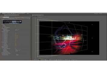 DigiEffects Freeform AE