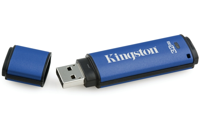 Kingston DataTraveler Vault - Privacy Edition (32GB)