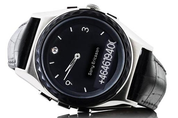 Sony Ericsson MBW-200 Bluetooth watch