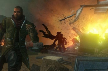 THQ Red Faction: Guerrilla
