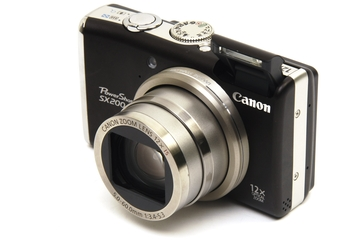 Canon PowerShot SX200 IS
