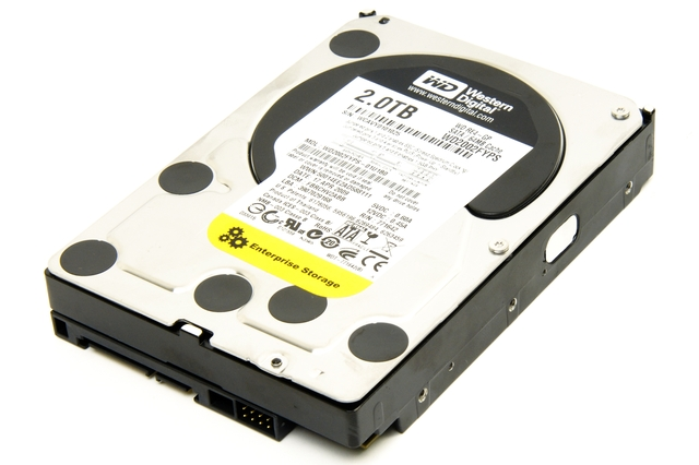 Western Digital RE4-GP (WD2002FYPS)