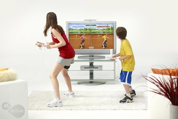 EA Games Sports Active