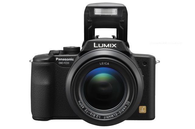 Panasonic Lumix DMC-FZ20
