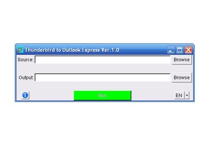 Practisoft Thunderbird to Outlook Express 1.0