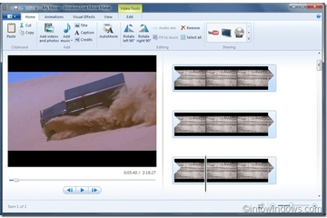 Microsoft Windows Live Movie Maker