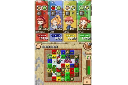Natsume Harvest Moon: Frantic Farming