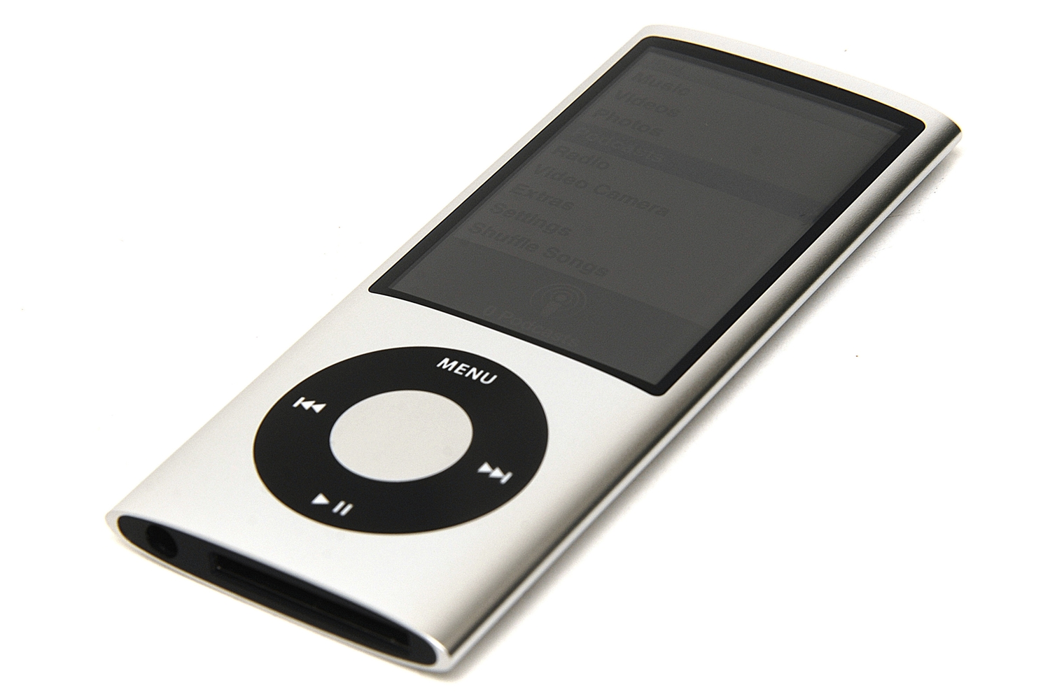 apple ipod nano 5th generation review apple 39 s revamped. Black Bedroom Furniture Sets. Home Design Ideas