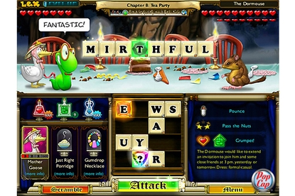 PopCap Games  Bookworm Adventures Volume 2