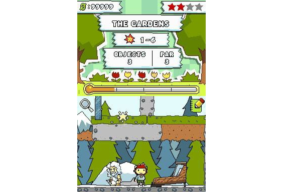 Warner Bros. Interactive Entertainment Scribblenauts