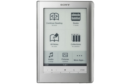 Sony PRS-600 Reader Touch Edition