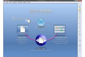 Global Graphics Software gDoc Fusion