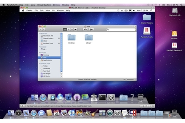 Parallels Desktop for Mac 5.0