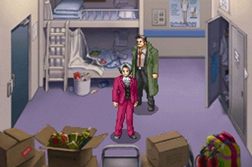 Capcom Ace Attorney Investigations: Miles Edgeworth