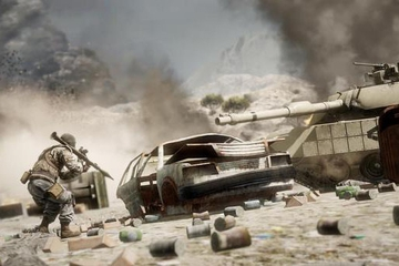EA Games Battlefield: Bad Company 2