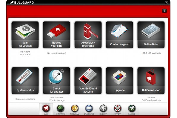 BullGuard Australia Internet Security 9.0