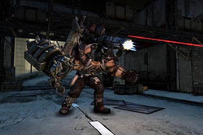 2K Games Borderlands: The Secret Armory of General Knoxx