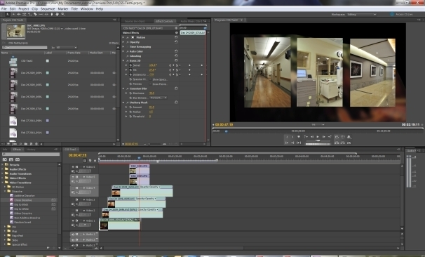 Add titles and graphics to your video |