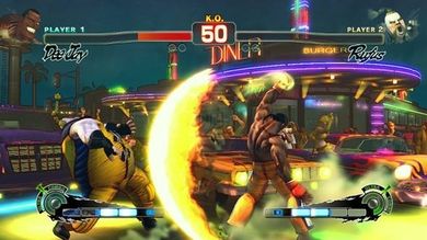 Capcom Super Street Fighter IV